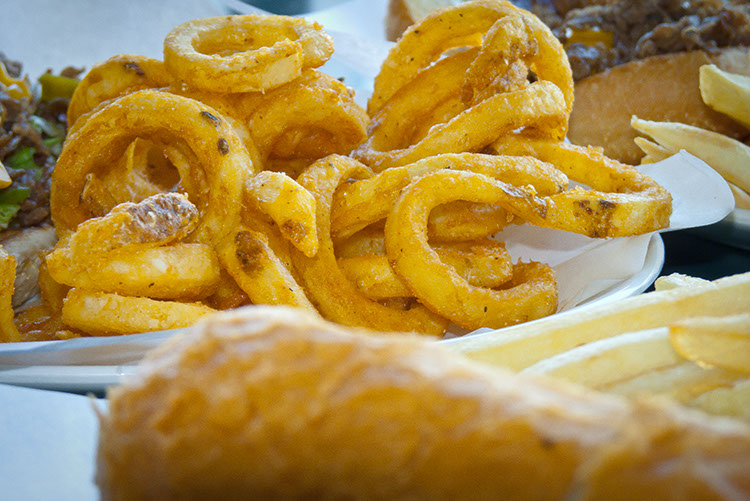 Seasoned curly fries were added to the menu in 2011 and became an instant hit.