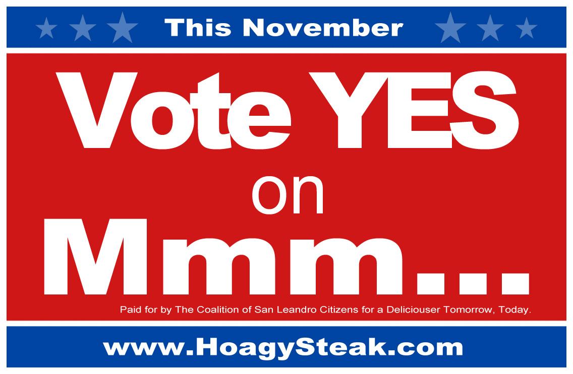Vote Hoagy!